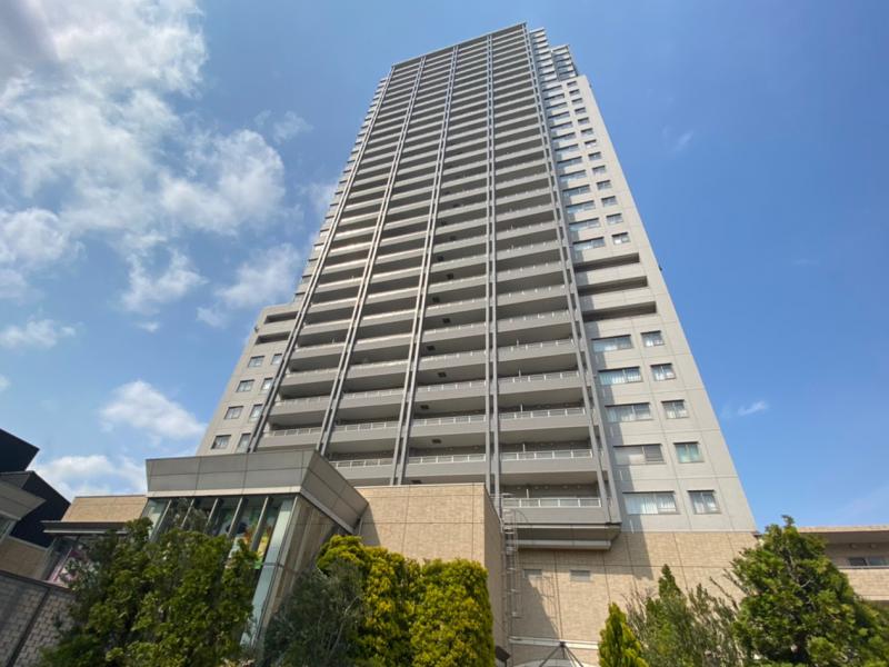 代官山アドレスザ・タワー 外観