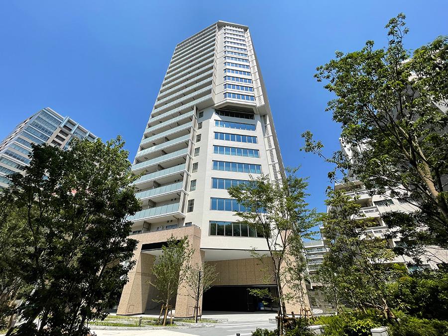 ザ・パークハウス三田タワー 外観画像